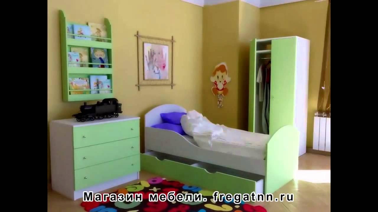 МебеЛЕВ тест электроники кровати - YouTube