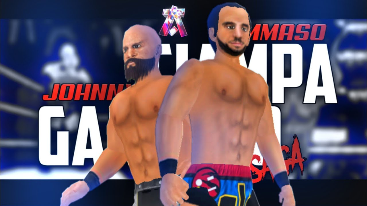 Gargano and Ciampa story Episode - 1 || WR3D 20 ||(documentary)