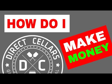 Direct Cellars - In Depth Compensation Plan Training - How to earn money with the DC Comp plan
