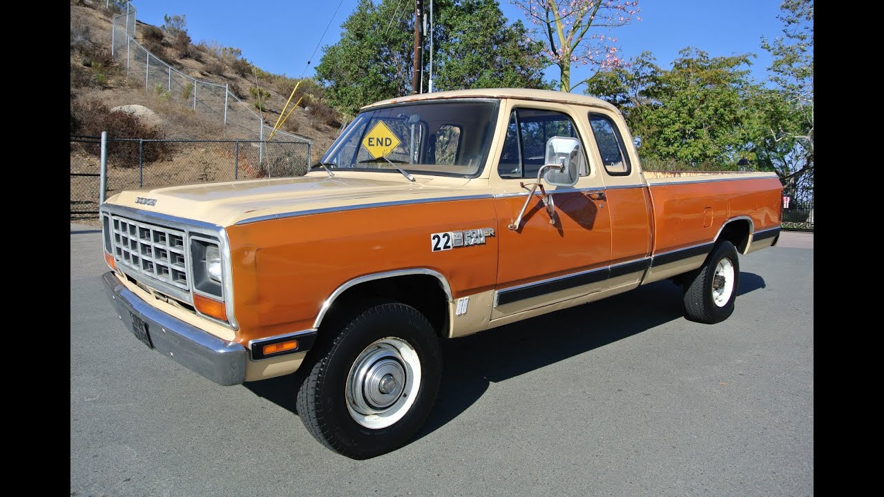 Maxresdefault on 1982 Dodge Power Wagon