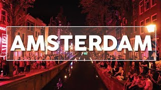 A Day In The Dam | AMSTERDAM TRAVEL 2017