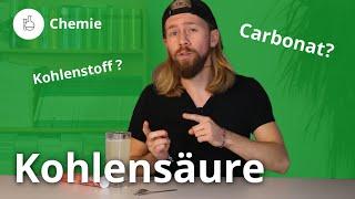 Kohlensäure: Vom Kohlenstoff zum Carbonat – Chemie | Duden Learnattack