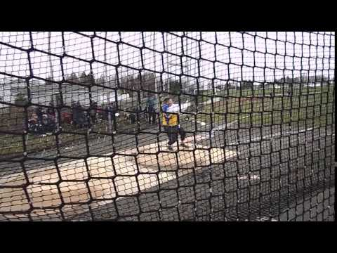 Marcus Vieira Hammer Throw 4634