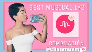 BEST Musical.ly elisamavmg compilation (suscribirte) thumbnail