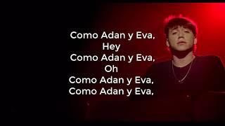 Adán y Eva - Paulo Londra - LETRA