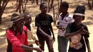 """Pétite Bébé Group singing for me """"Mor Talla Samb"""