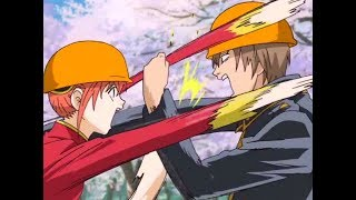 Yet another AMV of Sougo and Kagura. I guess it's with them that I ...