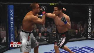 UFC 2009 Undisputed Game-Play (THQ)