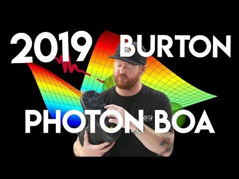 2019 Burton Photon BOA Snowboard Boots Review
