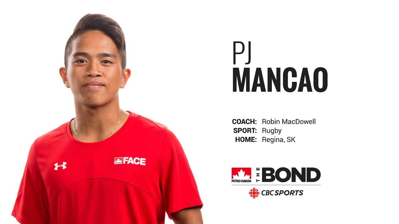 Pj Mancao My Coach Is Like A Big Brother To Me And I Look Up To