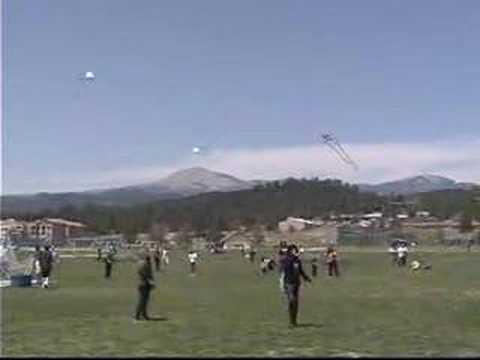 Ruidoso, New Mexico Kite Festival