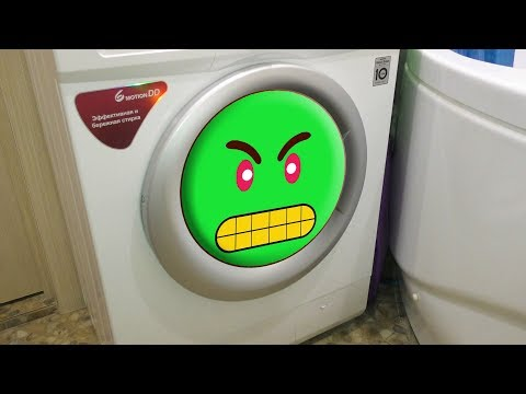 Опасные для здоровья режимы стиральной машины