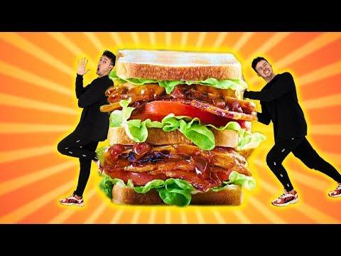 MEINE TOP 5 SANDWICHES!🥪 (Teil 5🤤)