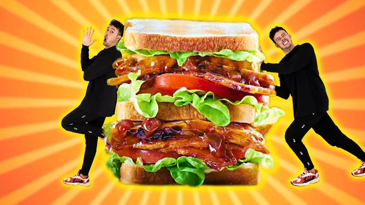 MEINE TOP 5 SANDWICHES!???? (Teil 5????)
