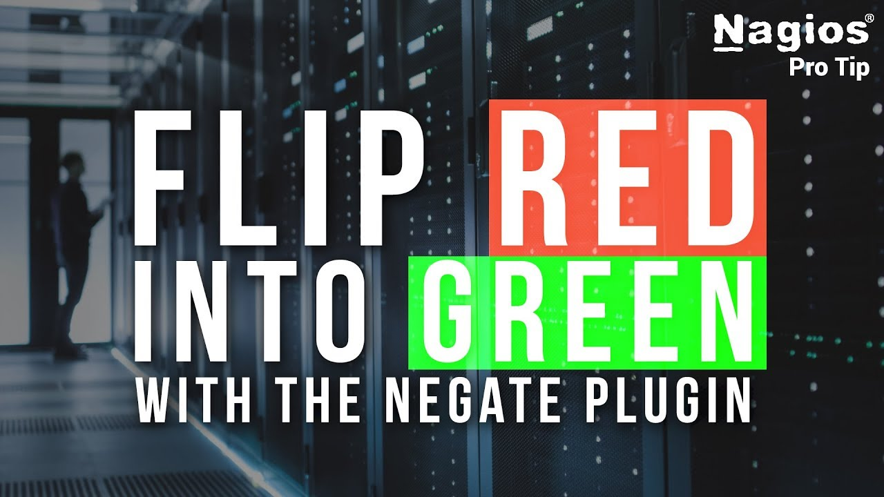Turn red into green (and Critical into OK) with Negate Plugin [ Pro Tip with Aaron ] - Dauer: 115 Sekunden