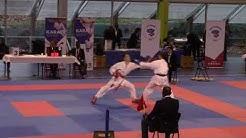 KARATE **Championnat départemental Haute Garonne Combats Décembre 2017**Cadours YKC 31