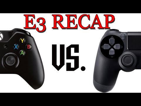 E3 Recap: Did Sony and Microsoft Deliver? One Year Later Review