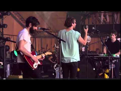 Waste - Foster The People @ Hangout Music Festival 2015