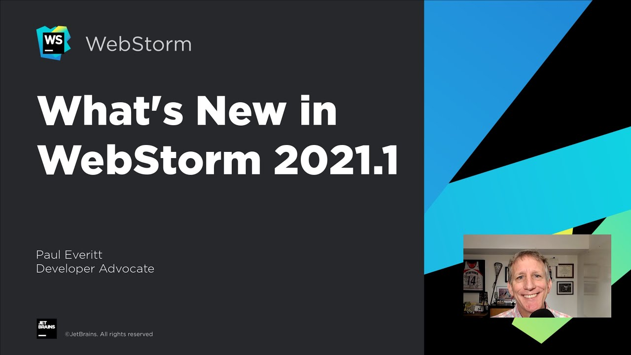 What's New in WebStorm 2021.1