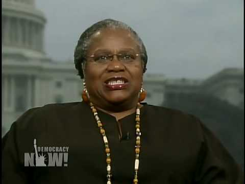 Dr. Bernice Johnson Reagon Remembers Musical Icon Odetta 3/3 on Democracy now 12/30/08