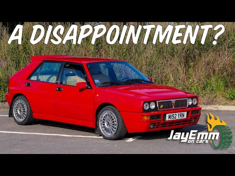 Here's Why The Lancia Delta Integrale Evo II Took A Month To Review Correctly