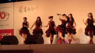 香川発アイドル きみともキャンディ 2013/08/13 高松市 高松まつり(中...