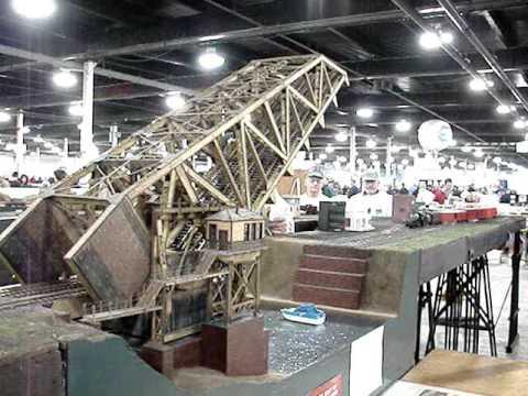 O Scale Brass Lift Bridge YouTube