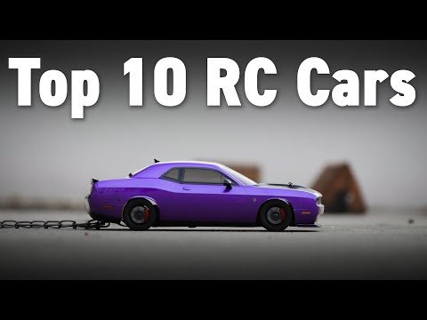 Top 10 RC RTR Cars Of 2019 (and Beyond)