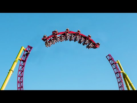 TALLEST Rollercoasters In The World!