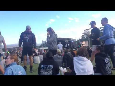 Falls Festival Marion Bay 2017/18