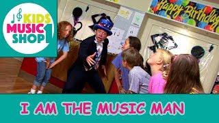 Video I am the Music Man download MP3, 3GP, MP4, WEBM, AVI, FLV Agustus 2018