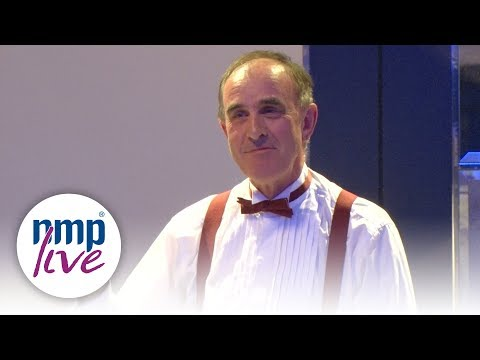 Peter McDonald - Consultant surgeon, after dinner speaking clips