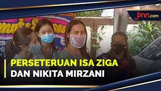 Pengakuan Isa Zega soal Awal Konfliknya dengan Nikita Mirzani - JPNN.com