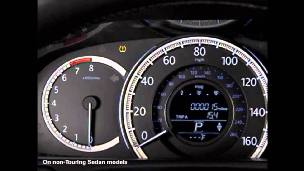 2009 Honda Accord Tpms Light Stays On Iron Blog