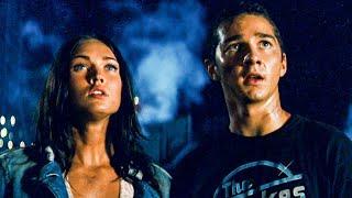 Sam meets Bumblebee Scene - TRANSFORMERS (2007) Movie Clip