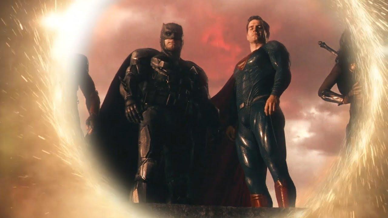 justice league help avengers endgame portal scene