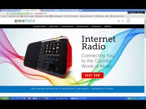 TRRS #0696 - Adding Station to the Grace Wifi Radio
