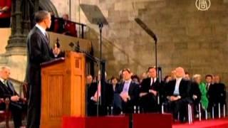 Discurso de Obama ante Parlamento Británico
