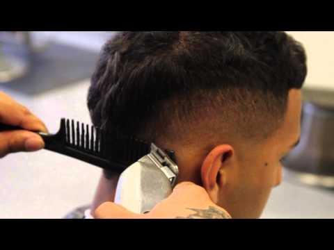 How to Cut a Faux Hawk by: Rico Black