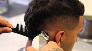 Repeat youtube video How to Cut a Faux Hawk by: Rico Black