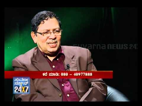 SUVARNA NEWS - SANTOSH HEGDE - RETIRED HURT - SEG_1