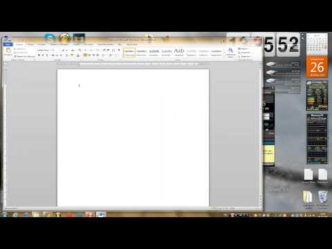 Компас 3D уроки - вставка чертежа в Word и его изминение (RUS)