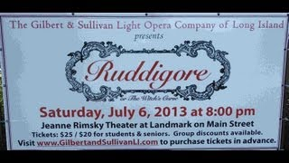 Ruddigore - There Grew a Little Flower