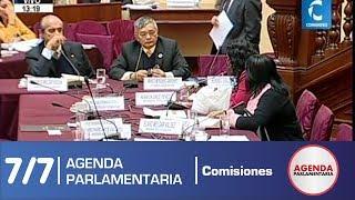 Sesión Comisión de Fiscalización 7/7 (12/06/19)