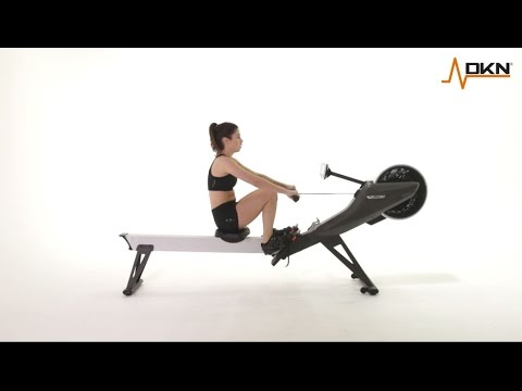 DKN R-500 Rowing Machine