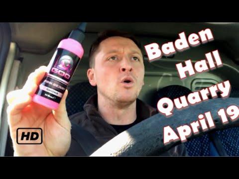 Baden Hall Quarry - Spring April (2019)