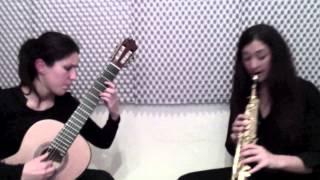 Este Duo, Manuel de Falla - Canción del fuego fatuo