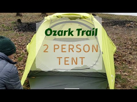 Ozark Trail Backpacking Tent