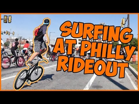 SWERVE SURFING at Philly RIDEOUT (Oneway_stephan Rideout 2018)