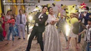 Yeh Rishta Kya Kehlata Hai | | Kaira having fun
